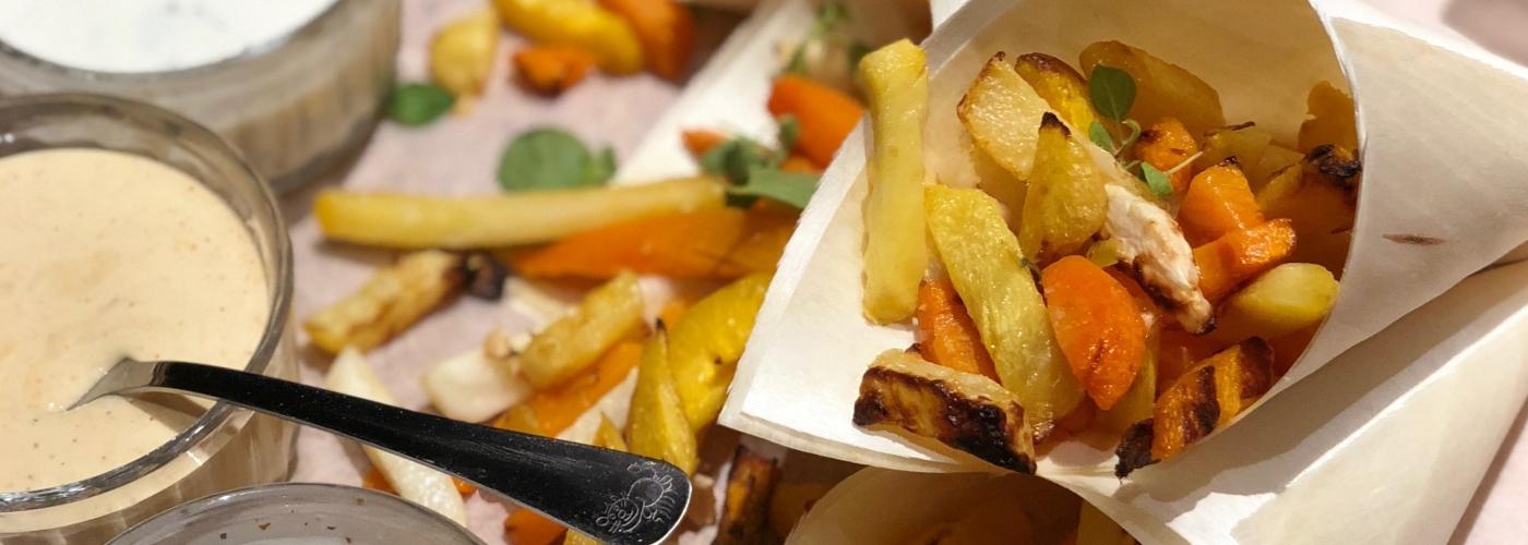 groentefrietjes kpnifoodie